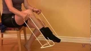 Compression stockings:  technical aids