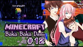 [ Minecraft Baka Baka desu ] # 12 : สาวน้อยเวทมนต์โซระ อาโออิ!!