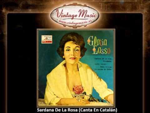 Gloria Lasso -- Sardana De La Rosa (Canta En Catalán) (VintageMusic.es)