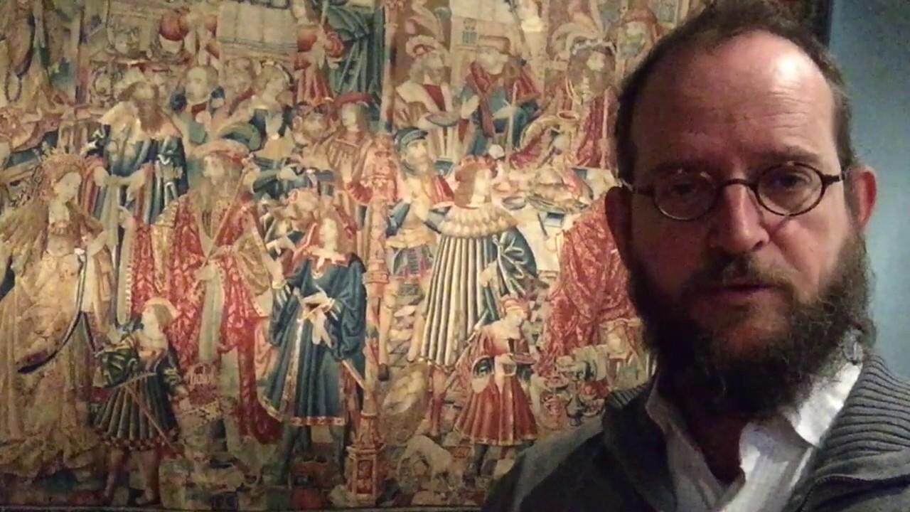 Kunst Van De Middeleeuwen.Middeleeuwse Kunst Is Vaak Religieus