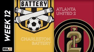 Charleston Battery vs Atlanta United 2: May 25th, 2019