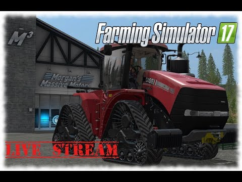 Farming Simulator 17 on PV17 Map