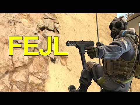 FEJL IGEN - Counter-Strike: Global Offensive [Dansk] thumbnail