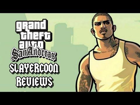 Grand Theft Auto: San Andreas - SlayerCoon Reviews thumbnail