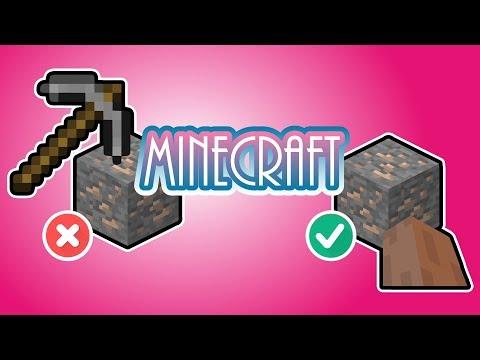 【阿飄日常】Minecraft 不用稿子挖鐵! MH part 8