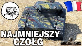 NAJMNIEJSZY CZOŁG - ELC EVEN 90 - World of Tanks