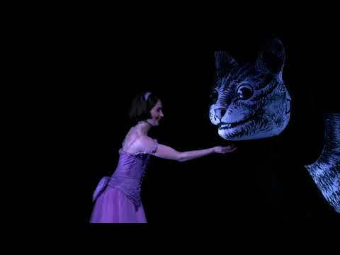 Alice's Adventures in Wonderland LIVE from the Royal Opera House - Cinema Trailer