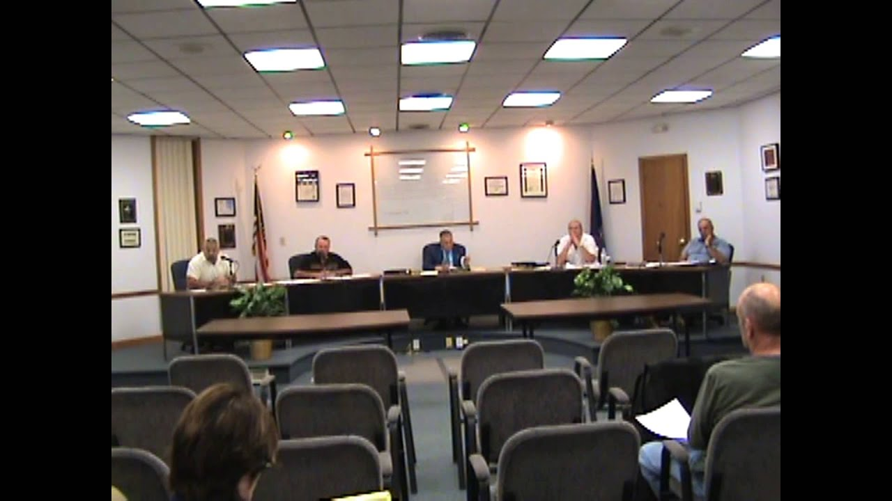 Rouses Point Village Board Meeting  9-21-15