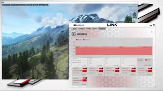 corsair link 4 0 psu monitoring