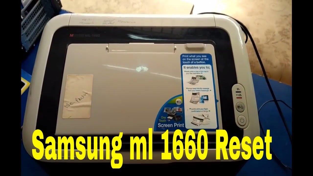Refill instructions samsung ml-1660, ml-1666, scx-3200, scx-3205.