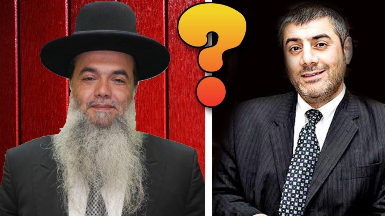 """☢ בול פגיעה - חילוני לרב יוסף מזרחי: """"אני לא סובל אותך, באתי לפה בגלל הרב יגאל כהן"""" איך הגיב הרב?!"""