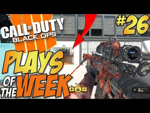 Call of Duty: Black Ops 4 - Plays Of The Week #26