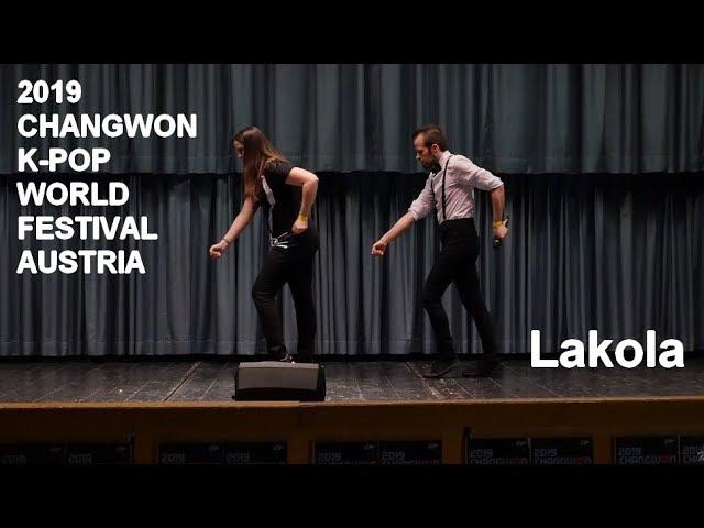 [2019 ChangFe Austria Finals] Lakola / IU (아이유) - Last Night's Story (어젯밤 이야기)