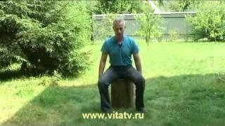 Доктор Попов: Лечение пеньком | Source