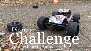 Ferngesteuerte Autos- Die neue Challenge 6