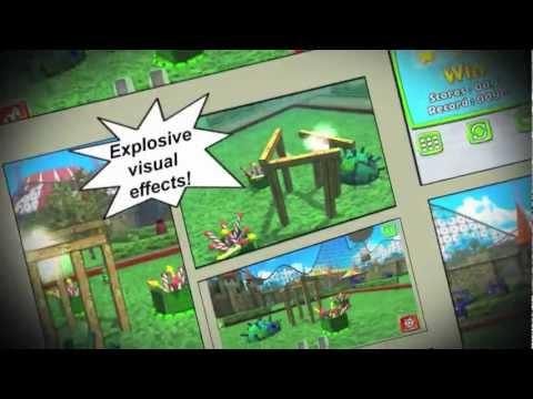 Trailer. Demolition Master 3D: Holidays.