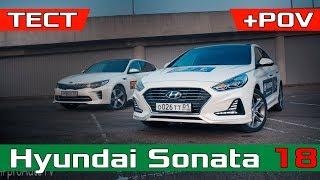 видео Блог :: Тест драйв новой модели Hyundai Elantra, комплектации и цены