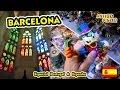 Cidade de Barcelona - Caçando miniaturas e colecionáveis | AntigoVisor E06 | Portugal e Espanha #05