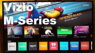 Vizio M-Series Budget 4k HDR TV under $600