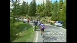 2001 ジロ・デ・イタリア 第13ステージ(マリア・ローザとステージ優勝)