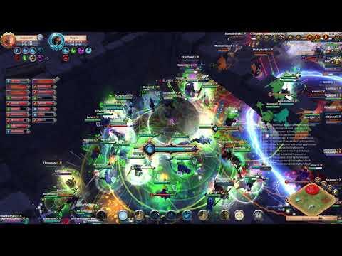 Albion Online: SQUAD Vs EOS: The Fastest Castle