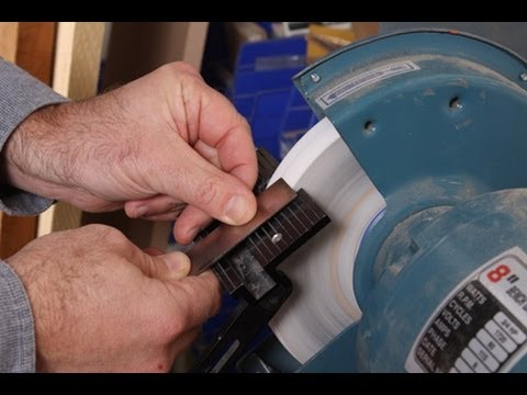 Bench Grinder Basics Youtube