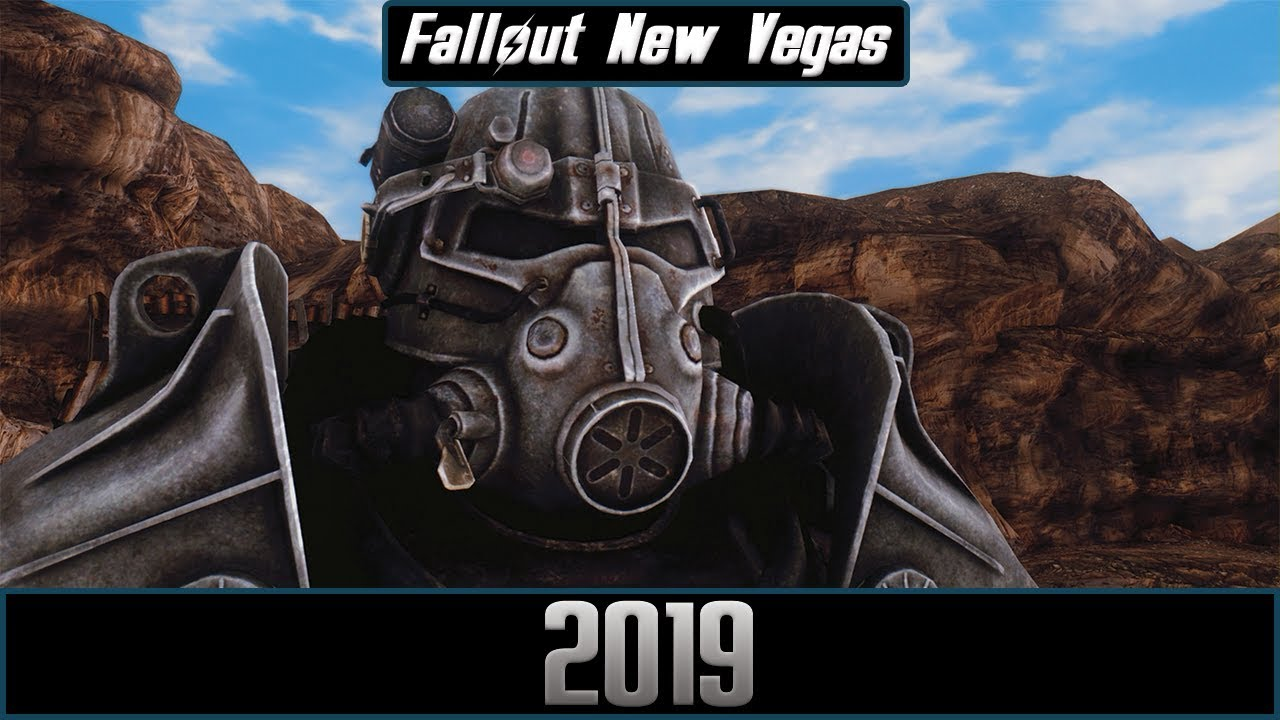 Fallout New Vegas | Graphically Overhauled For 2019