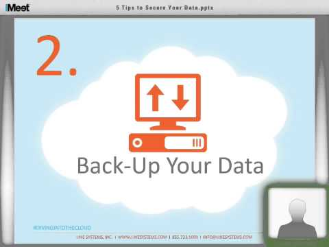 5 Tips to Keep Your Data Secure on the Cloud