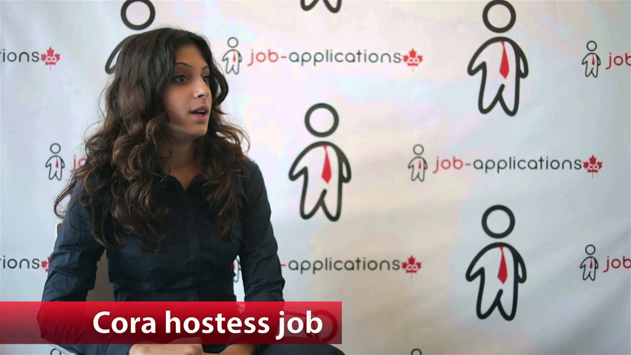 cora hostess job cora hostess job