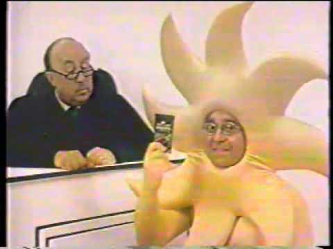 James Hampton & Marvin Kaplan 1980 Sun Giant Raisins Commercial