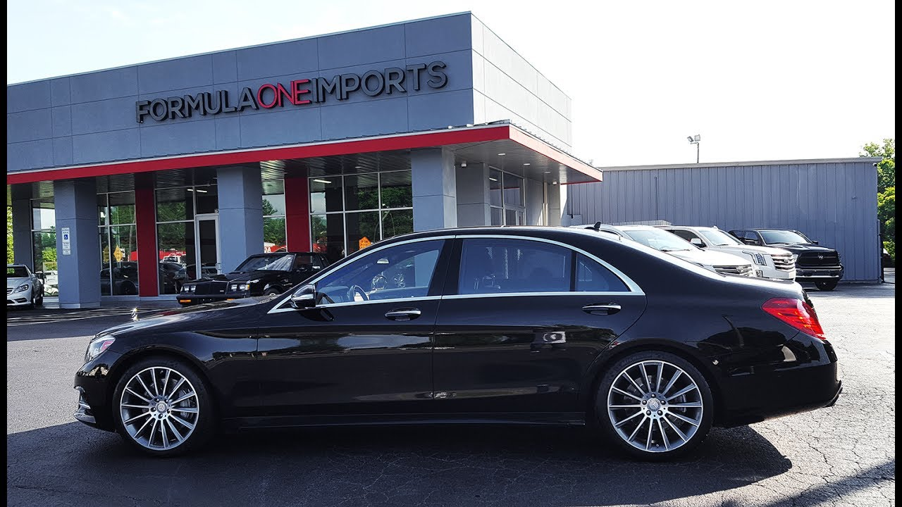 2015 mercedes benz s550 for sale formula one imports for Mercedes benz independence blvd
