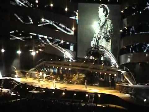 3.The Rolling Stones - Rough Justice - Live@Stadio Olimpico Roma.wmv