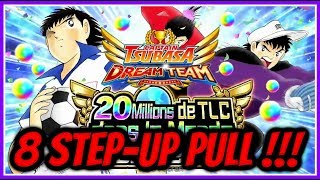 [CTDT] INVOCATION FULL 8 STEP QZA !!! ENFIN DE LA LUCK ?! | CAPTAIN TSUBASA DREAM TEAM
