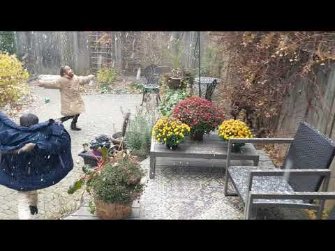 Jim Conner -  Eritrean Children See Snow For The First Time