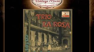 Trio La Rosa – La Chuencha (Guaracha Porro)