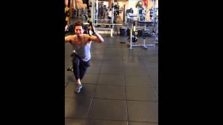 lateral hops 12 weeks after acl and meniscus repair in physical therapy