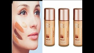 Blue Heaven oil free foundation  Review Hindi Me Rs 59 ll it's a very cheapest foundation ll
