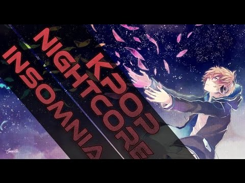 「Kpop Nightcore」Craig David - Insomnia