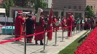 Zeytin Dalları Afrin operasyonu için kayseri mehteran ın bestelediği marş