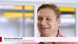Kunden über iMachining | Dreiling Maschinenbau GmbH | edm aerotec GmbH