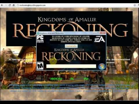 How to Download Kingdoms of Amalur: Reckoning Free