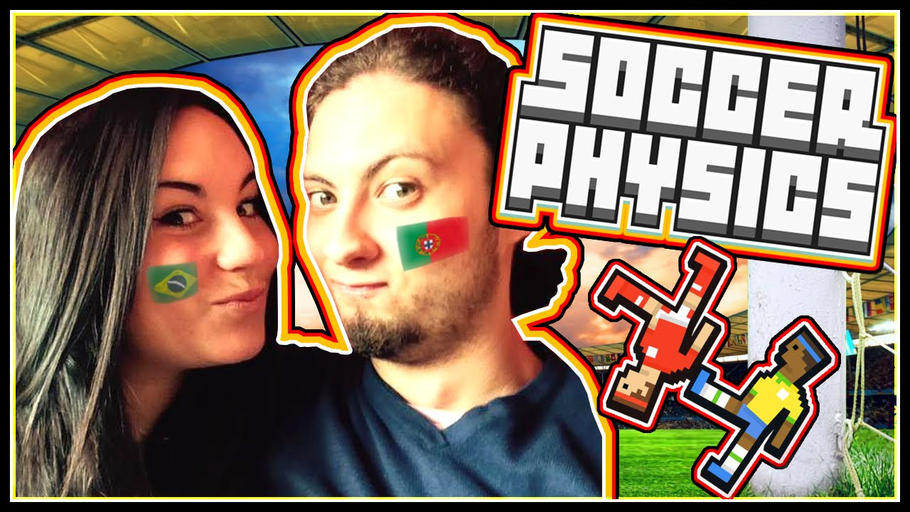 SOCCER PHYSICS CHALLENGE !! w/ Asia *.* - YouTube