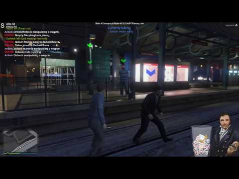 Grand Theft Auto V Twitch roleplay   Red Bull Games