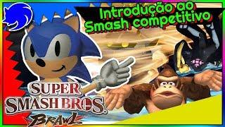 Guia Smash Competitivo - Super Smash Bros. Brawl: Técnicas Avançadas, Segredos, Glitches #SmashGT