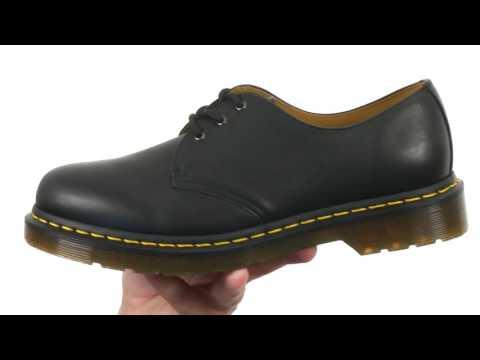 0aa96b795f Dr. Martens 1461 3-Eye Gibson SKU:104733 - YouTube