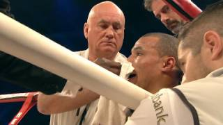 Chris Eubank Jr vs Nick Blackwell Part 1