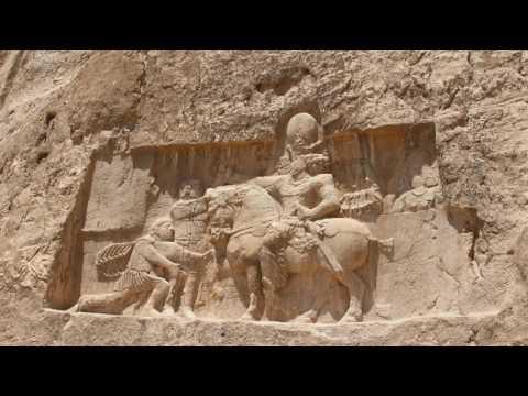Naqsh-e Rajab, Naqsh-e Rustam, Pasargadae - Iran