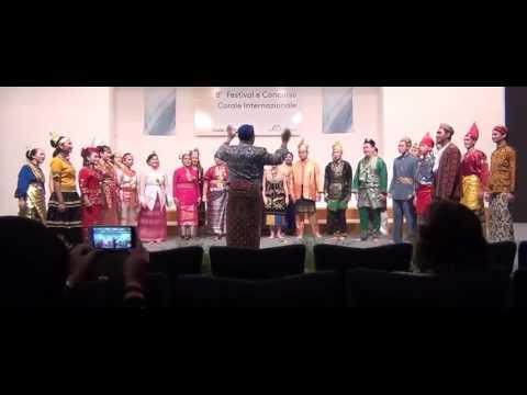 Kaulinan Budak (Tokecang) - Paduan Suara Universitas Tarumanagara (Tarumanagara University Choir)
