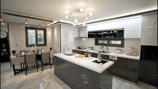 [4k] 대리석의 고급스러운 인테리어 디자인 하우스 / 실입주금 2500만 (ENG SUB)