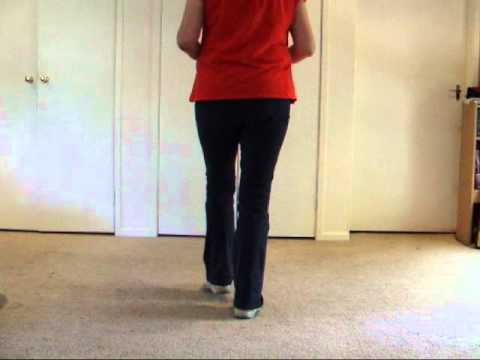 My First Steps Beginner  Line dance (Dance & Walk Through).